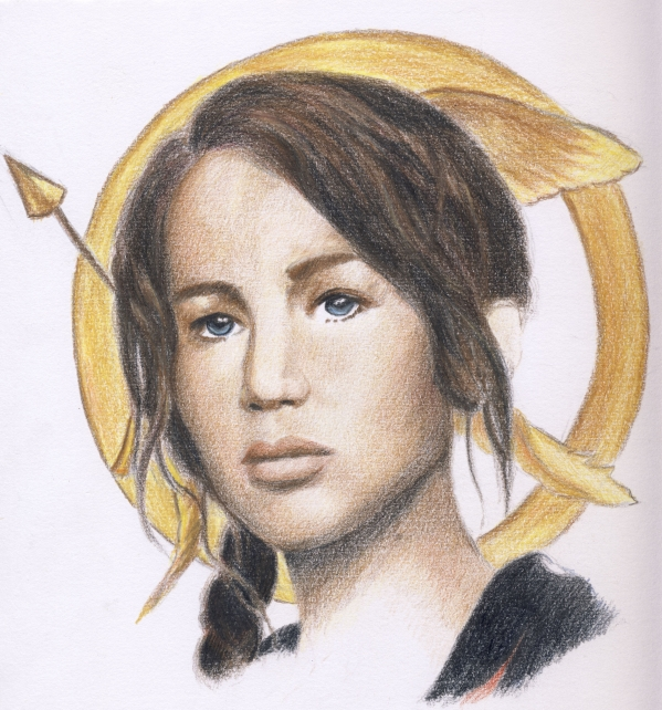Jennifer Lawrence by Naomi246